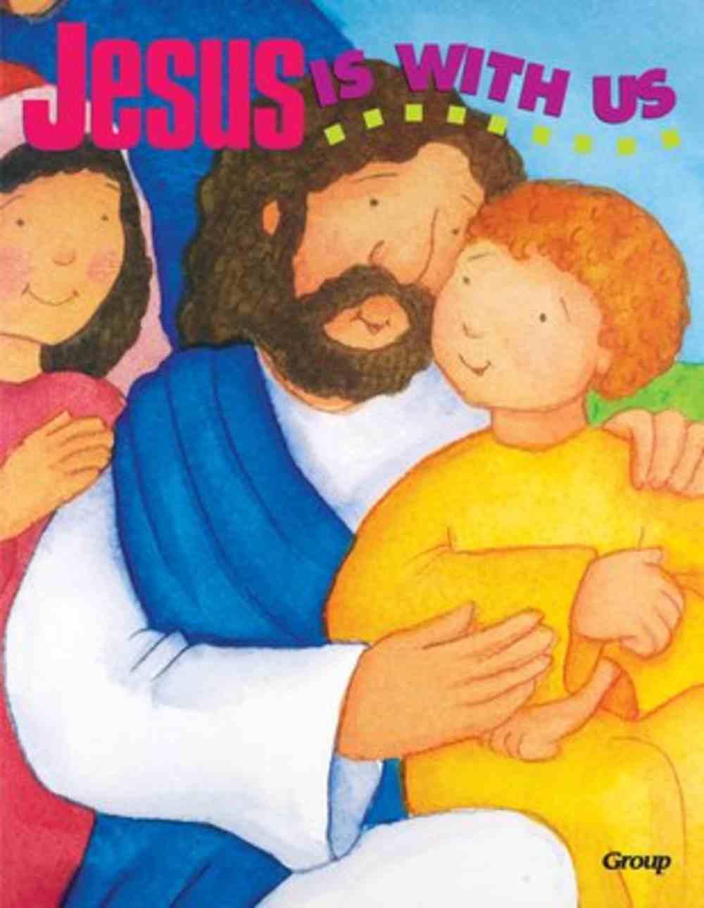 Jesus is With Us (Bible Big Book Series) Paperback