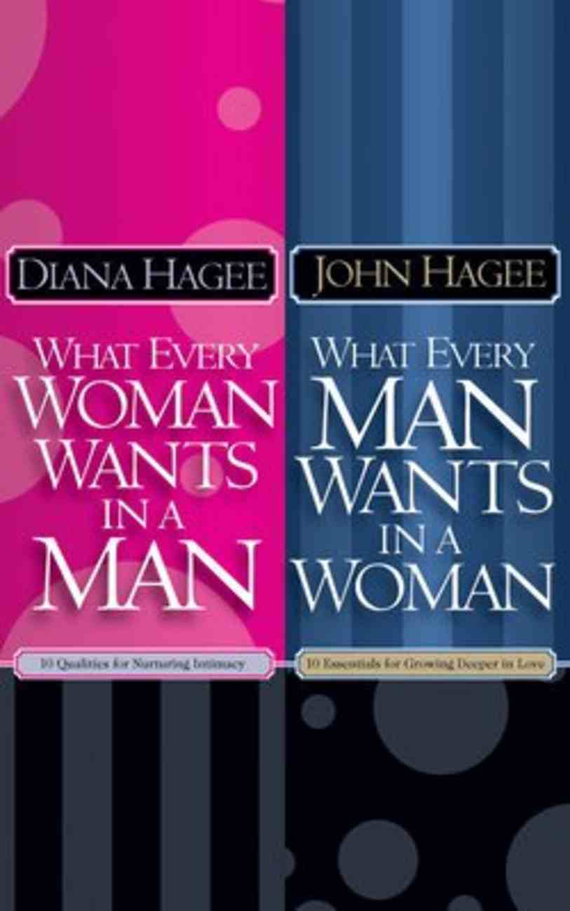 What Every Man Wants in a Woman What Every Woman Wants in a Man CD