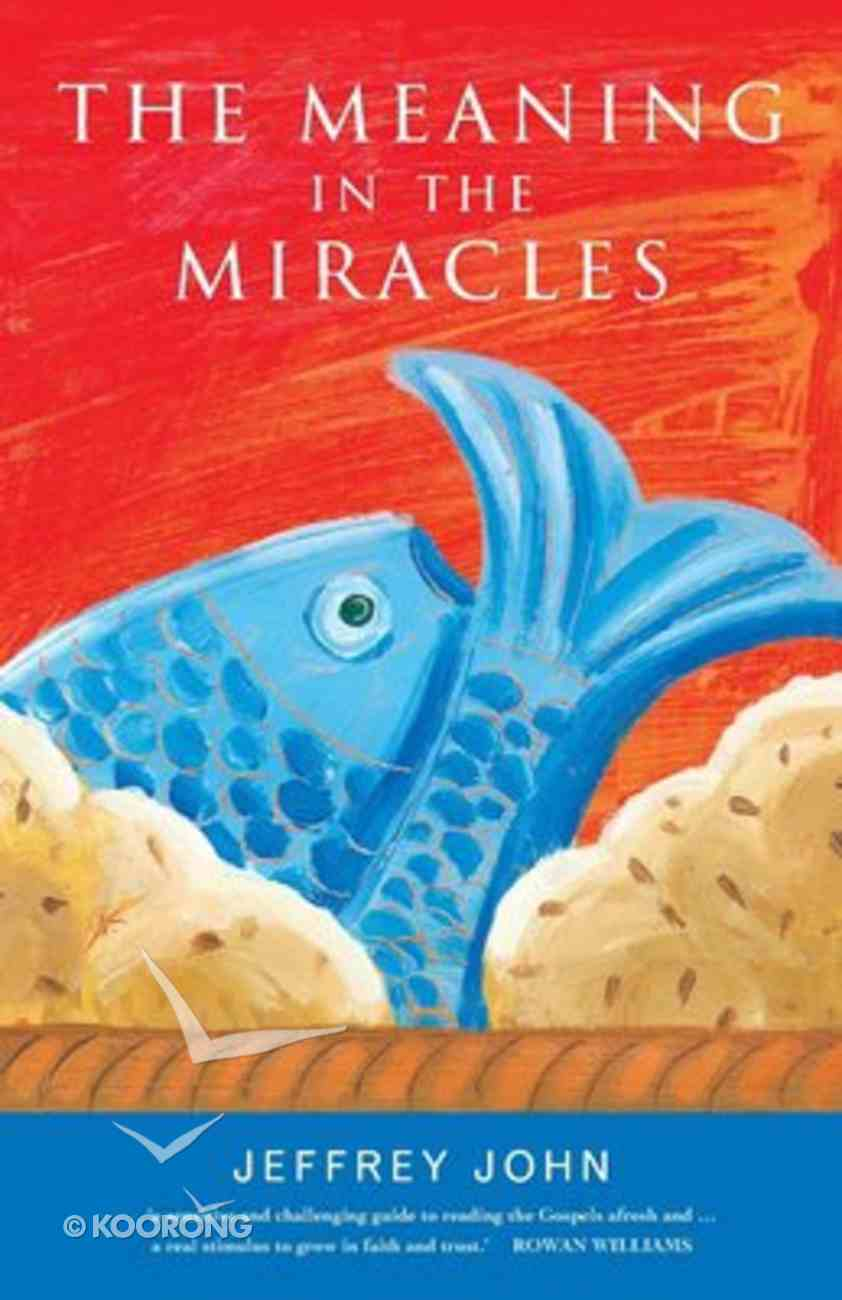 The Meaning in the Miracles Paperback