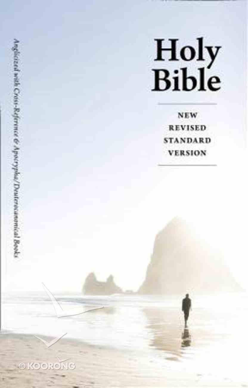 NRSV Holy Bible Anglicized Cross-Reference Edition With Apocrypha Hardback