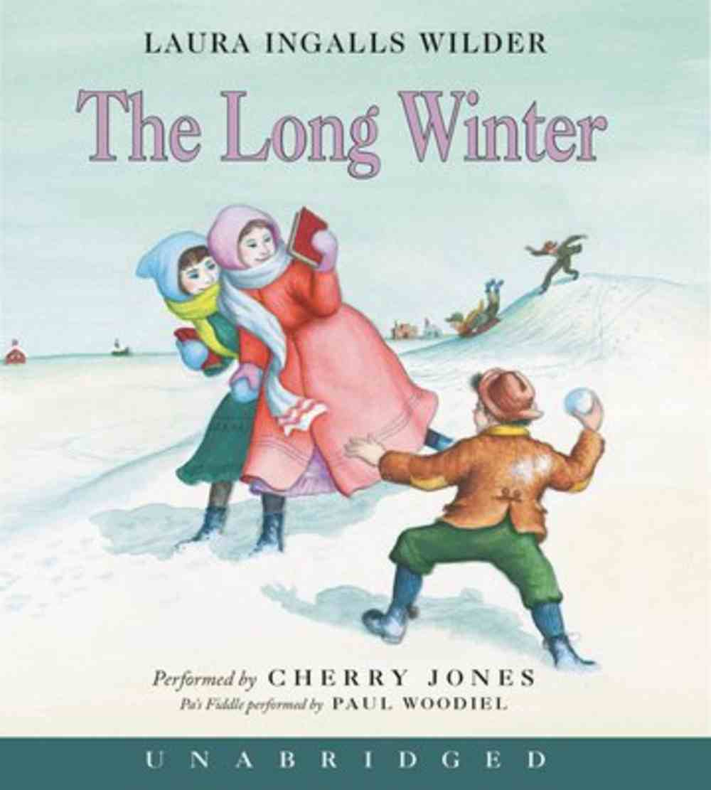 The Long Winter (Unabridged CD) (#06 in The Laura Years Series) CD