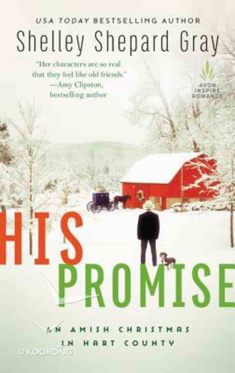 His Promise: An Amish Christmas in Hart County Paperback