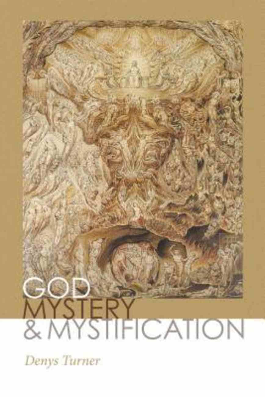 God, Mystery, and Mystification Hardback