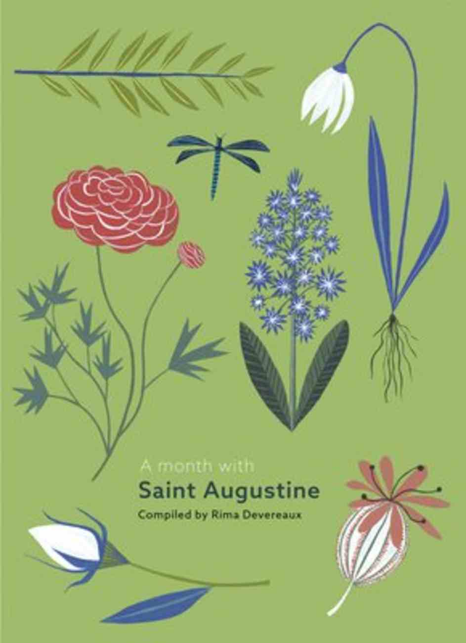 A Month With Saint Augustine Paperback