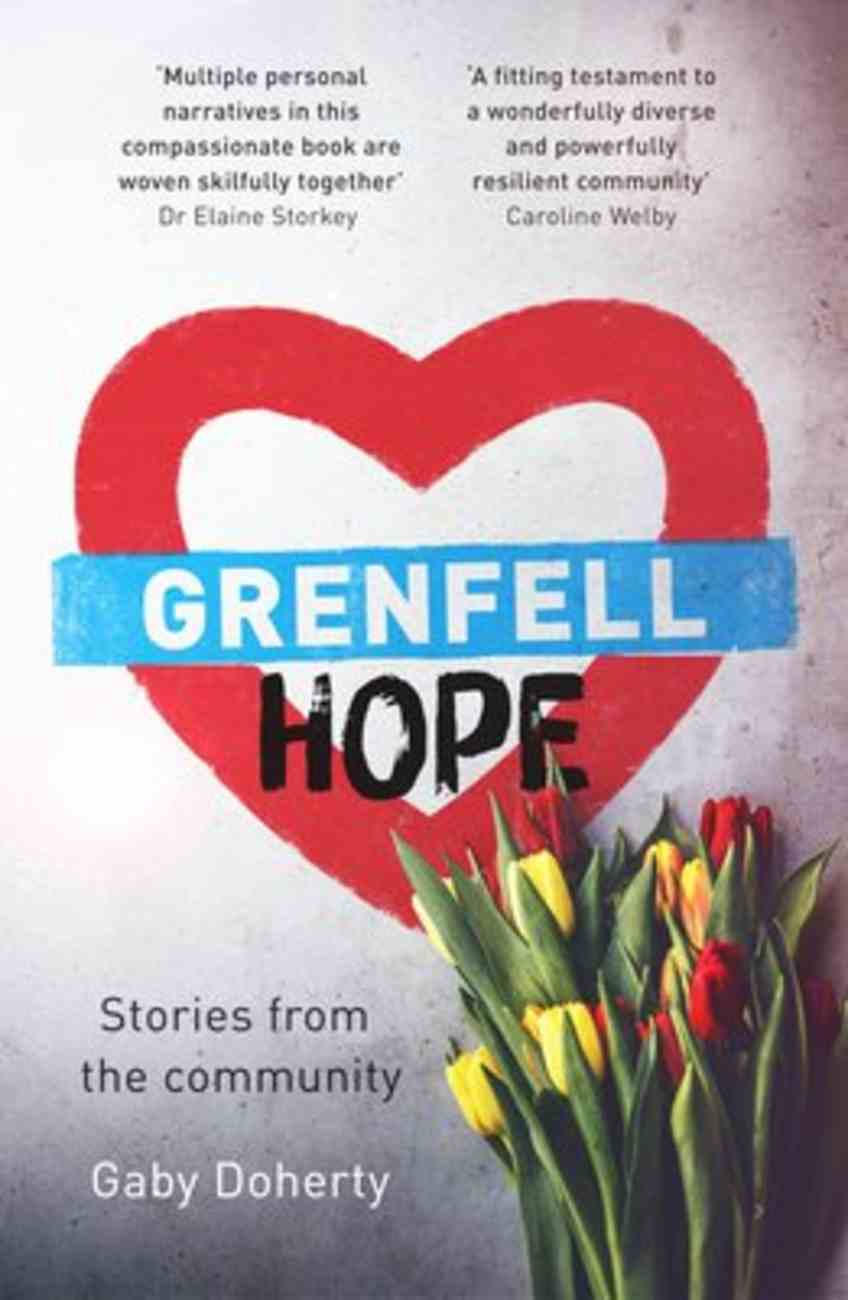 Grenfell Hope: Stories From the Community Paperback