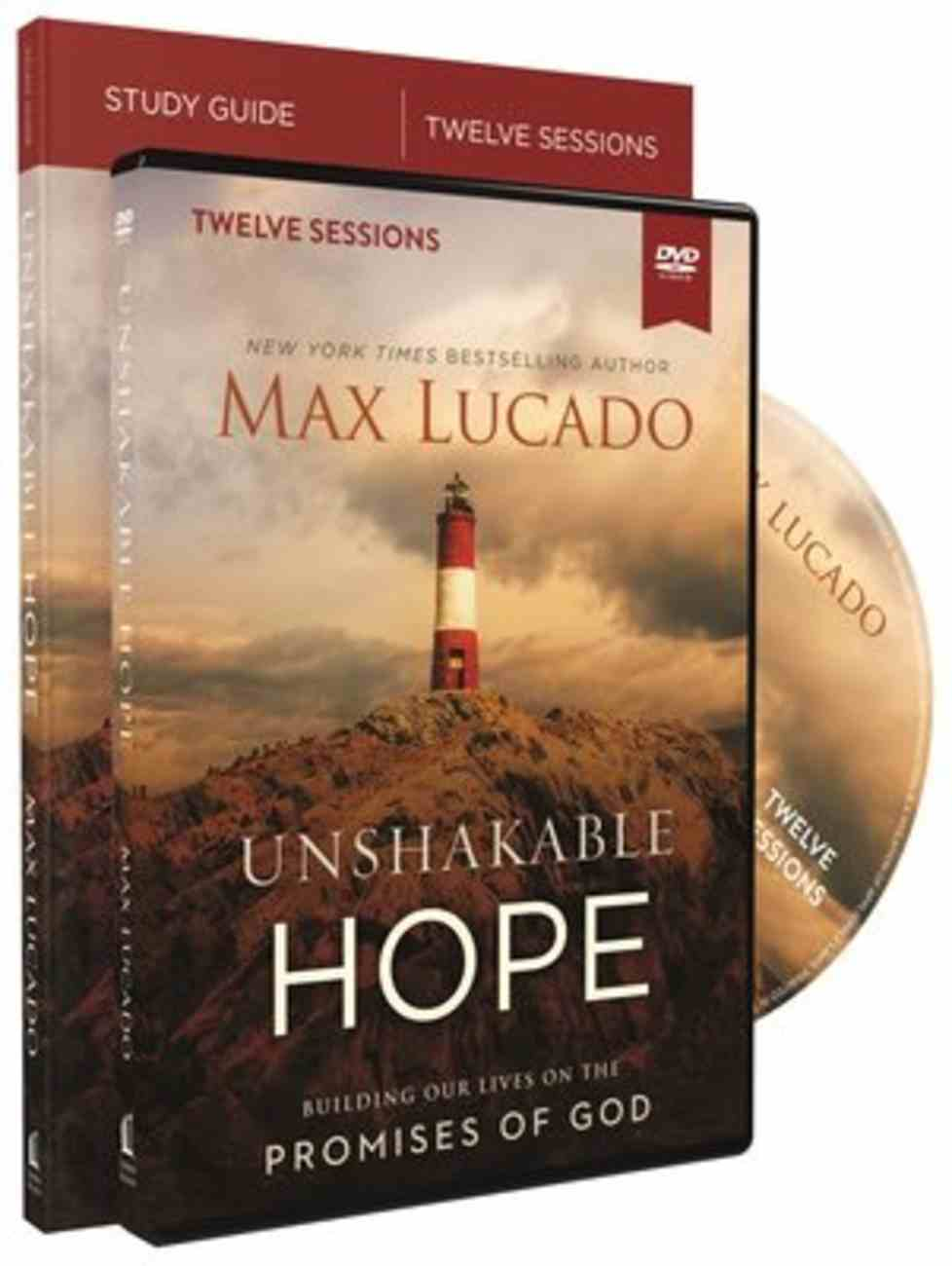 Unshakable Hope: Building Our Lives on the Promises of God (Study Guide With Dvd) Paperback