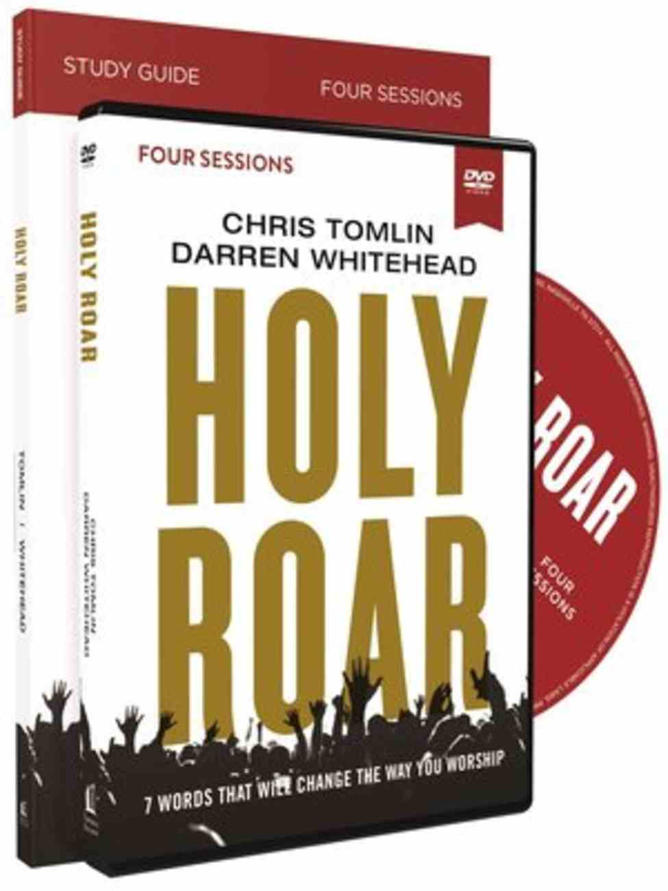 Holy Roar: Seven Words That Will Change the Way You Worship (Study Guide With Dvd) Paperback