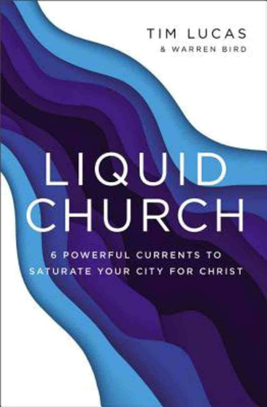 Liquid Church eBook