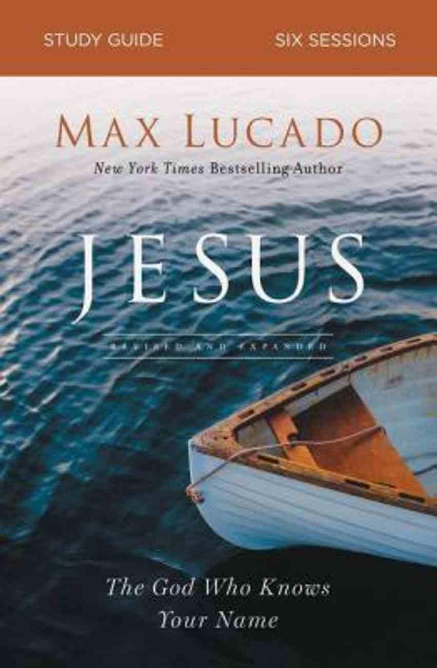 Jesus Study Guide eBook