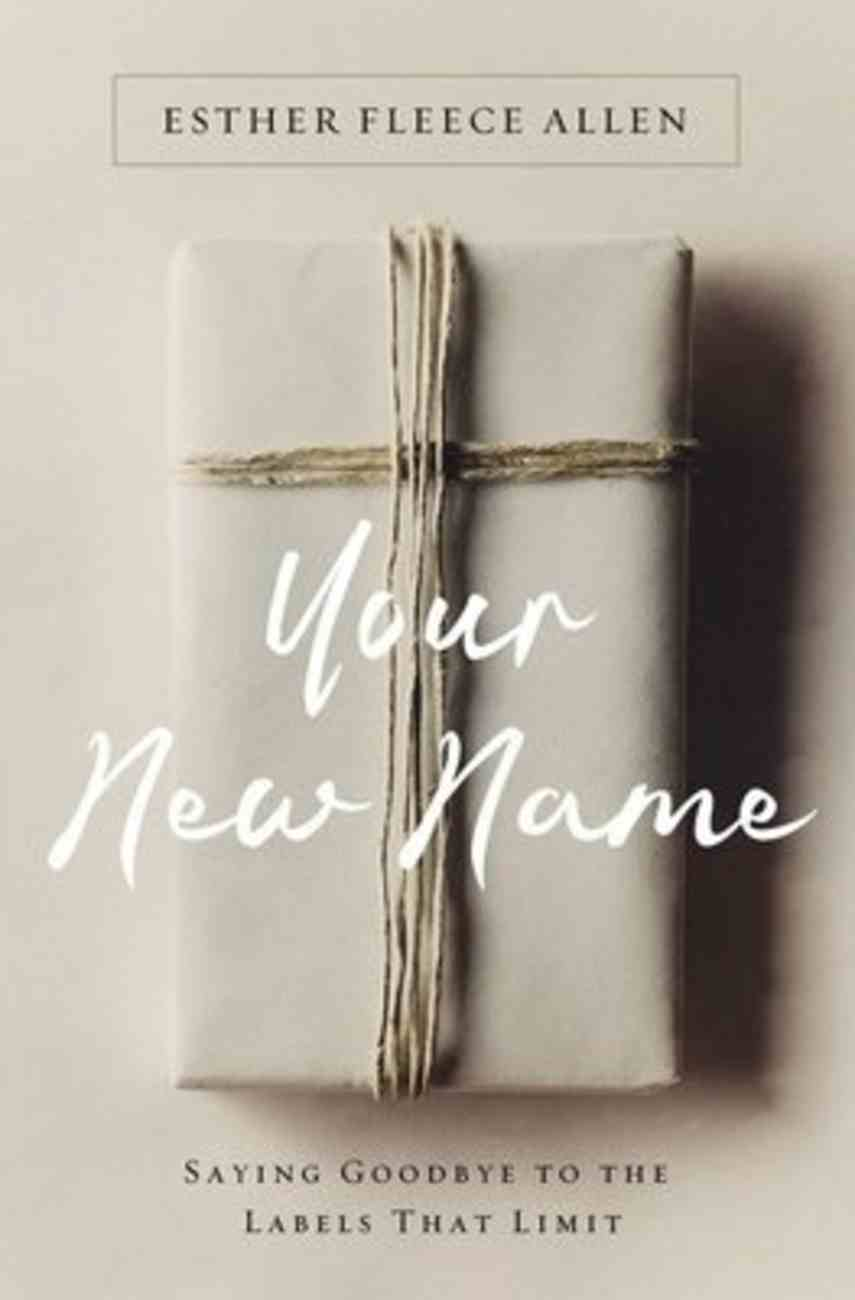 Your New Name eBook