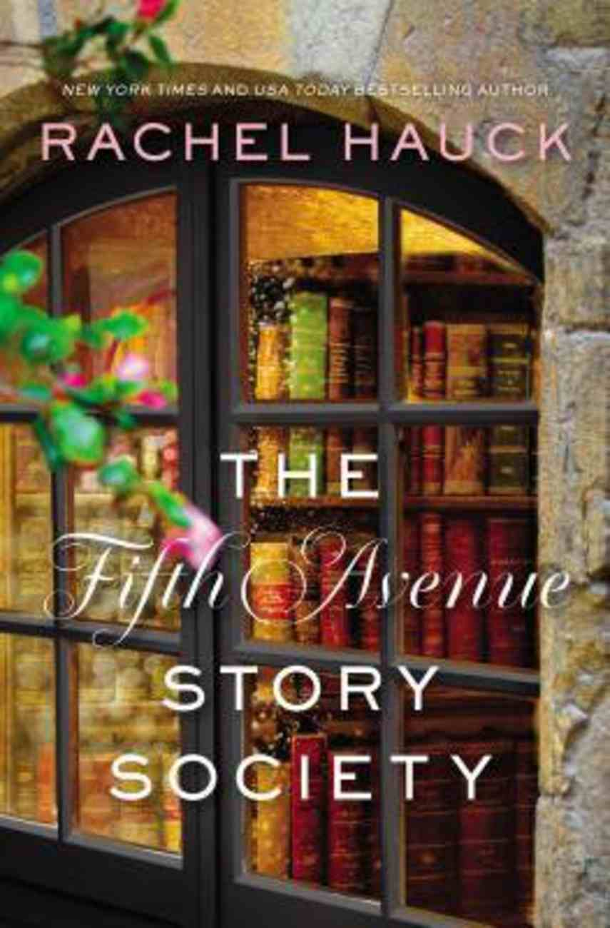 The Fifth Avenue Story Society eBook