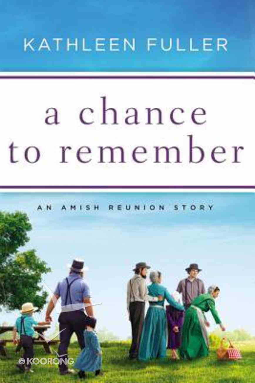 A Chance to Remember eBook