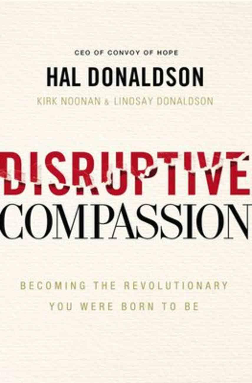 Disruptive Compassion eBook
