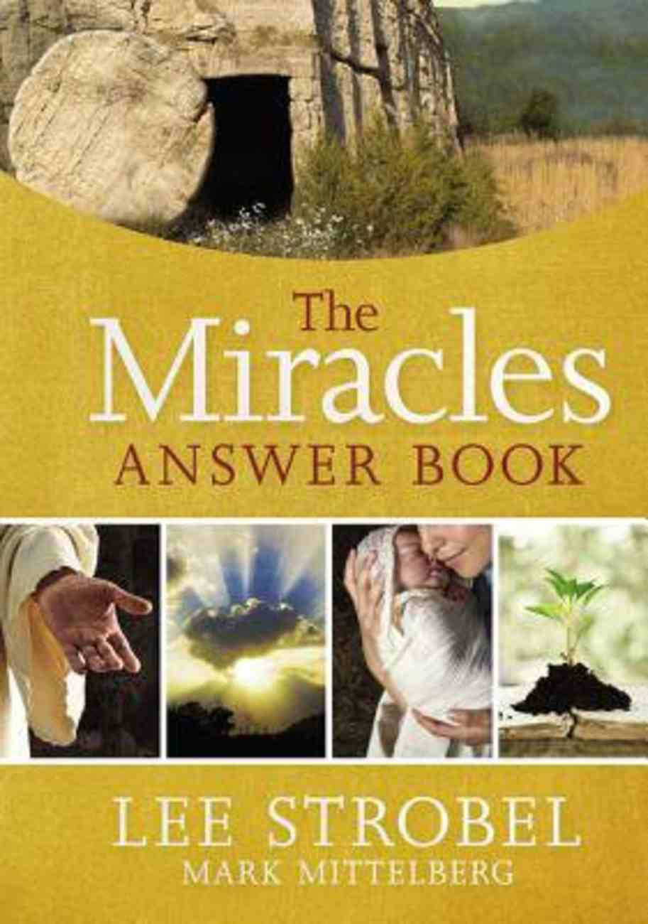 The Miracles Answer Book eBook