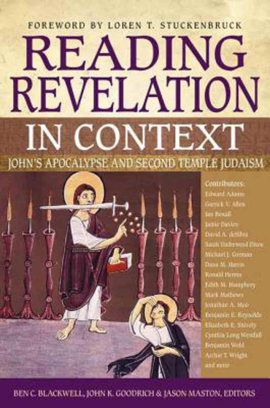 Reading Revelation in Context eBook