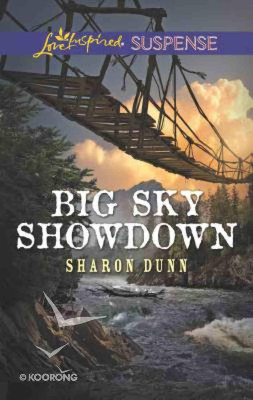 Big Sky Showdown (Love Inspired Suspense Series) Mass Market