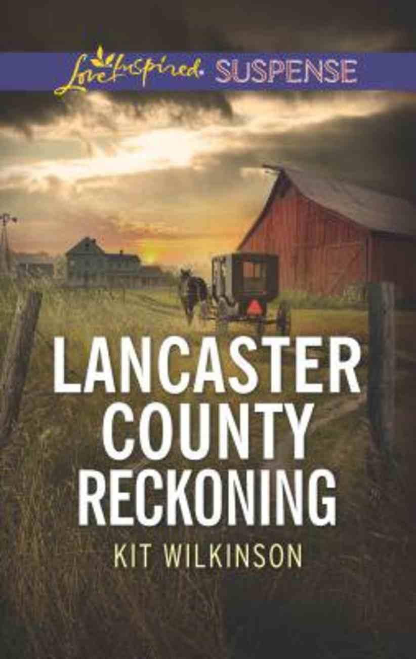 Lancaster County Reckoning (Love Inspired Suspense Series) Mass Market