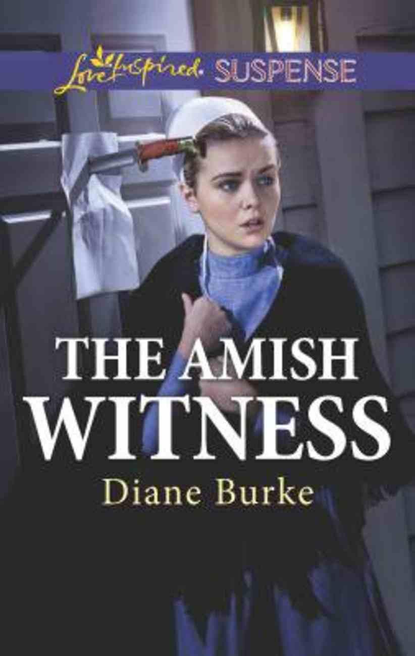 The Amish Witness (Love Inspired Suspense Series) Mass Market