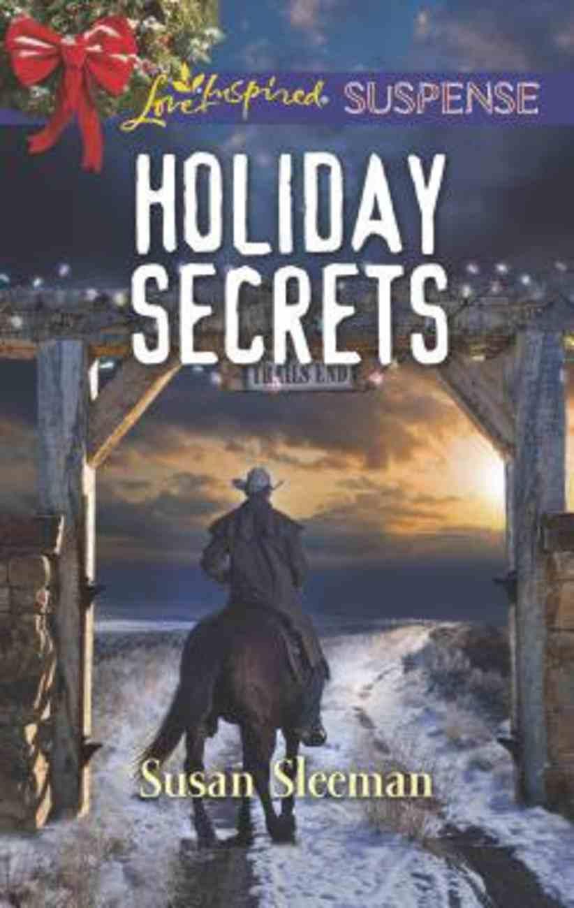 Holiday Secrets (Mckade Law #01) (Love Inspired Suspense Series) Mass Market