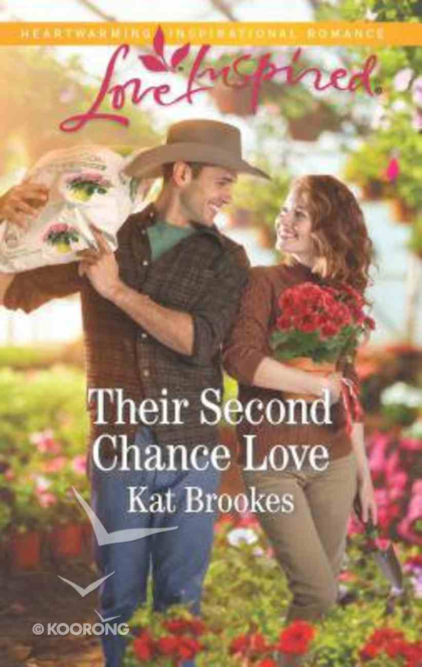Their Second Chance Love (Texas Sweethearts) (Love Inspired Series) Mass Market