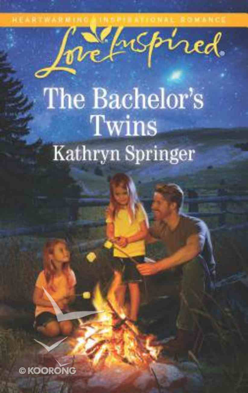 The Bachelor's Twins (Castle Falls) (Love Inspired Series) Mass Market