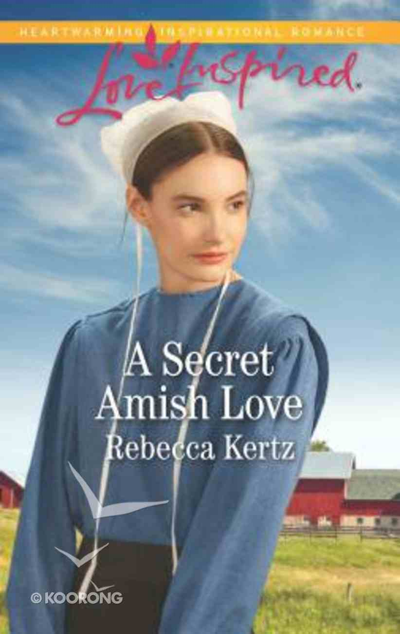 Secret Amish Love (Women of Lancaster County) (Love Inspired Series) Mass Market