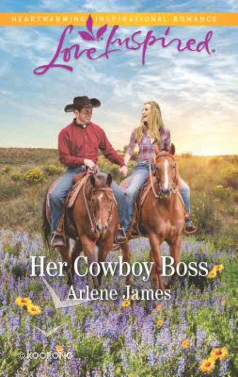 Her Cowboy Boss (The Prodigal Ranch) (Love Inspired Series) Mass Market