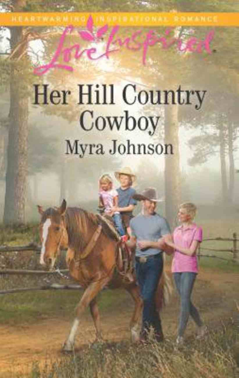 Her Hill Country Cowboy (Love Inspired Series) Mass Market