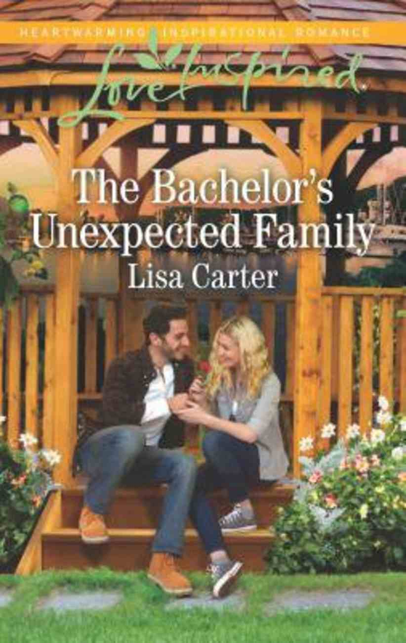 The Bachelor's Unexpected Family (Love Inspired Series) Mass Market