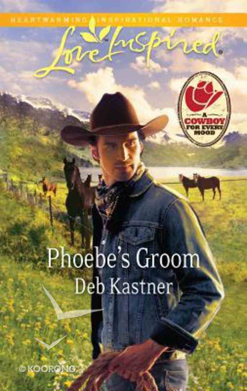 Phoebe's Groom (Email Order Brides) (Love Inspired Series) Mass Market