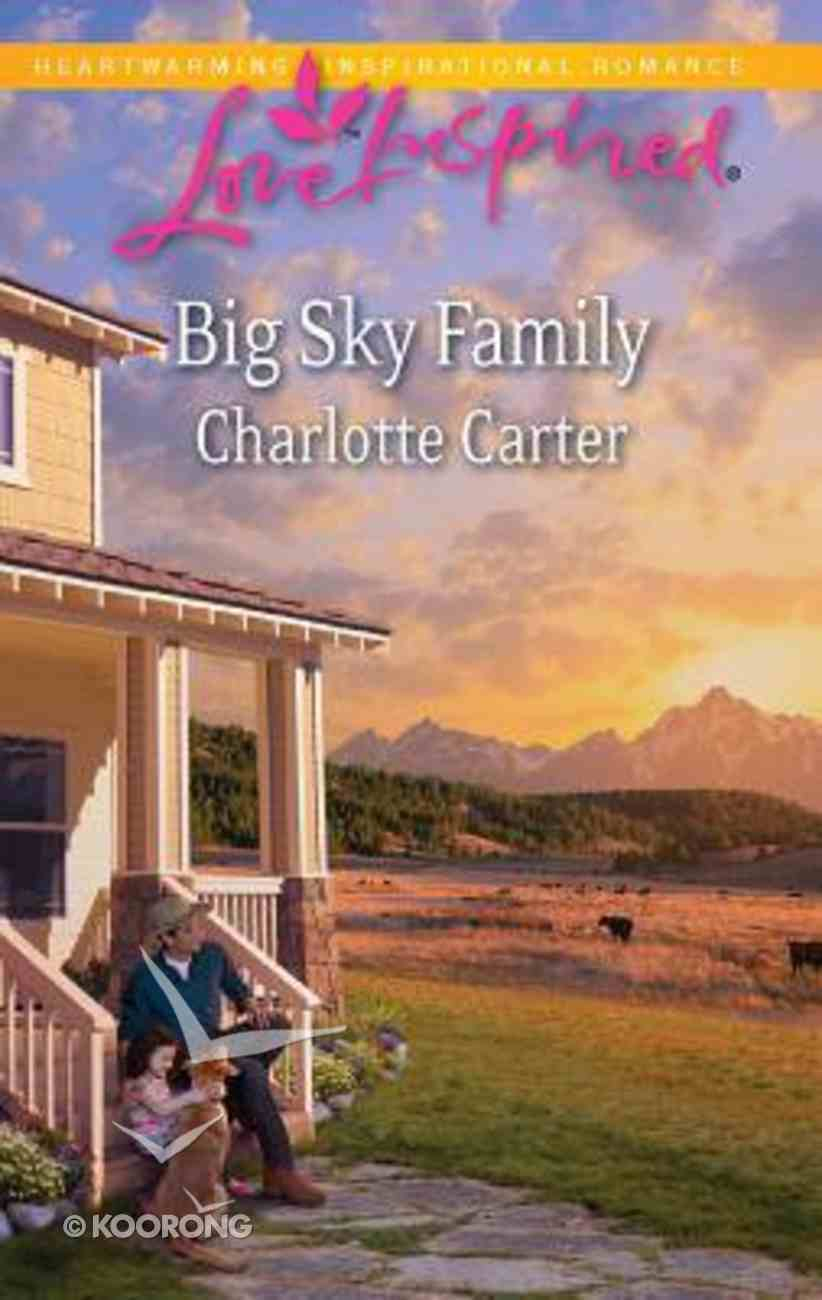 Big Sky Family (Love Inspired Series) Mass Market
