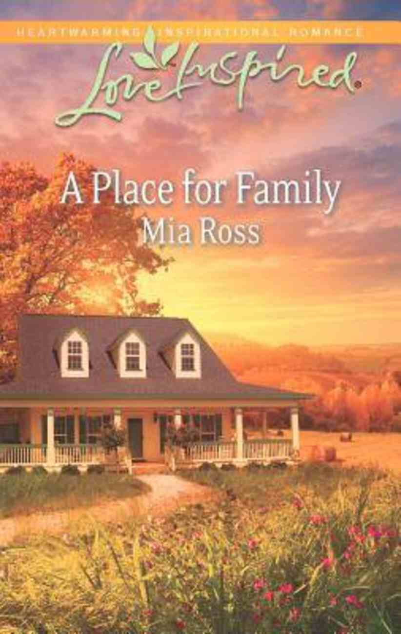 A Place For Family (Love Inspired Series) Mass Market