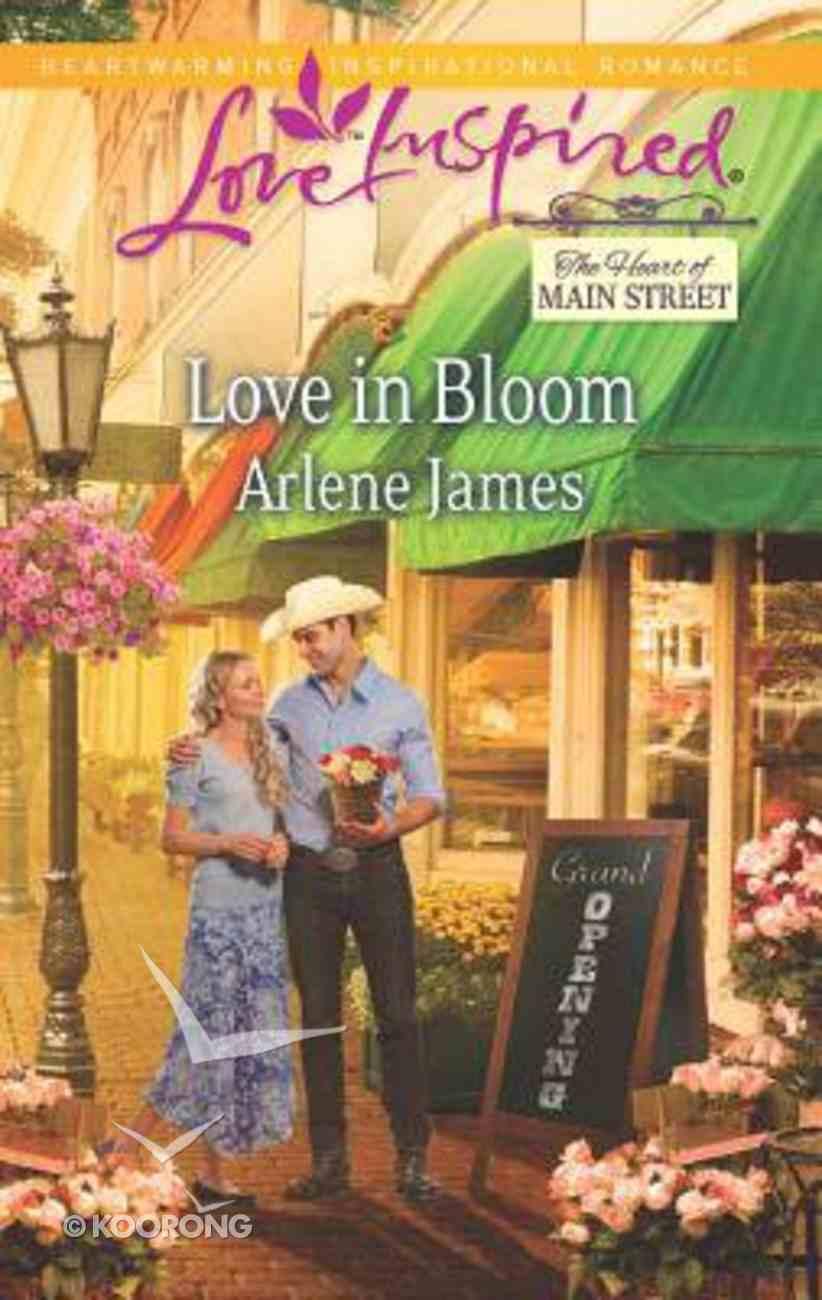 Love in Bloom (Love Inspired Series) Mass Market