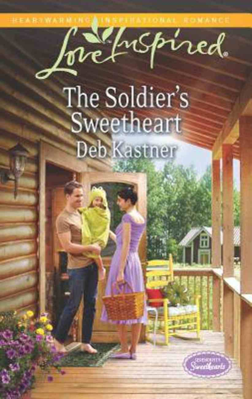 The Soldier's Sweetheart (Serendipity Sweethearts) (Love Inspired Series) Mass Market