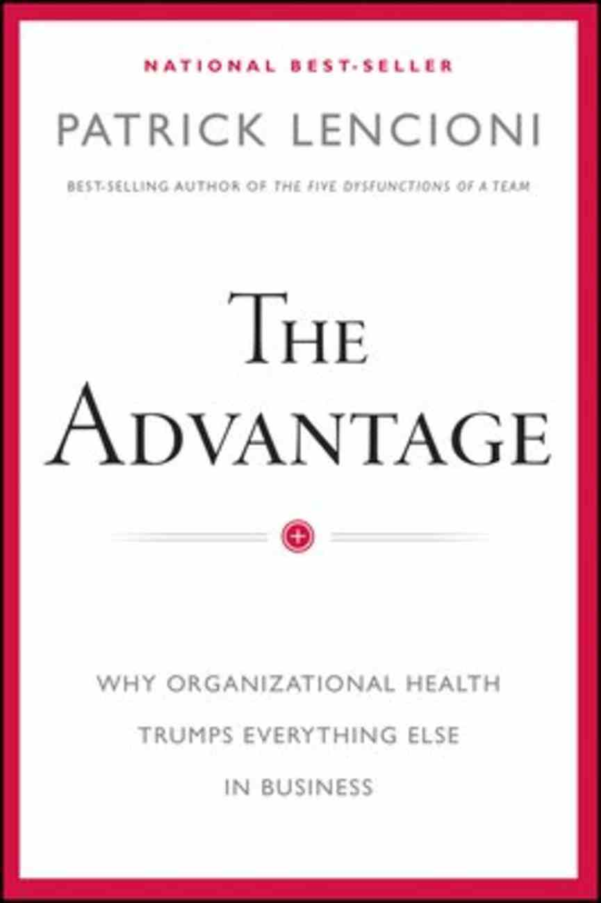 The Advantage Hardback