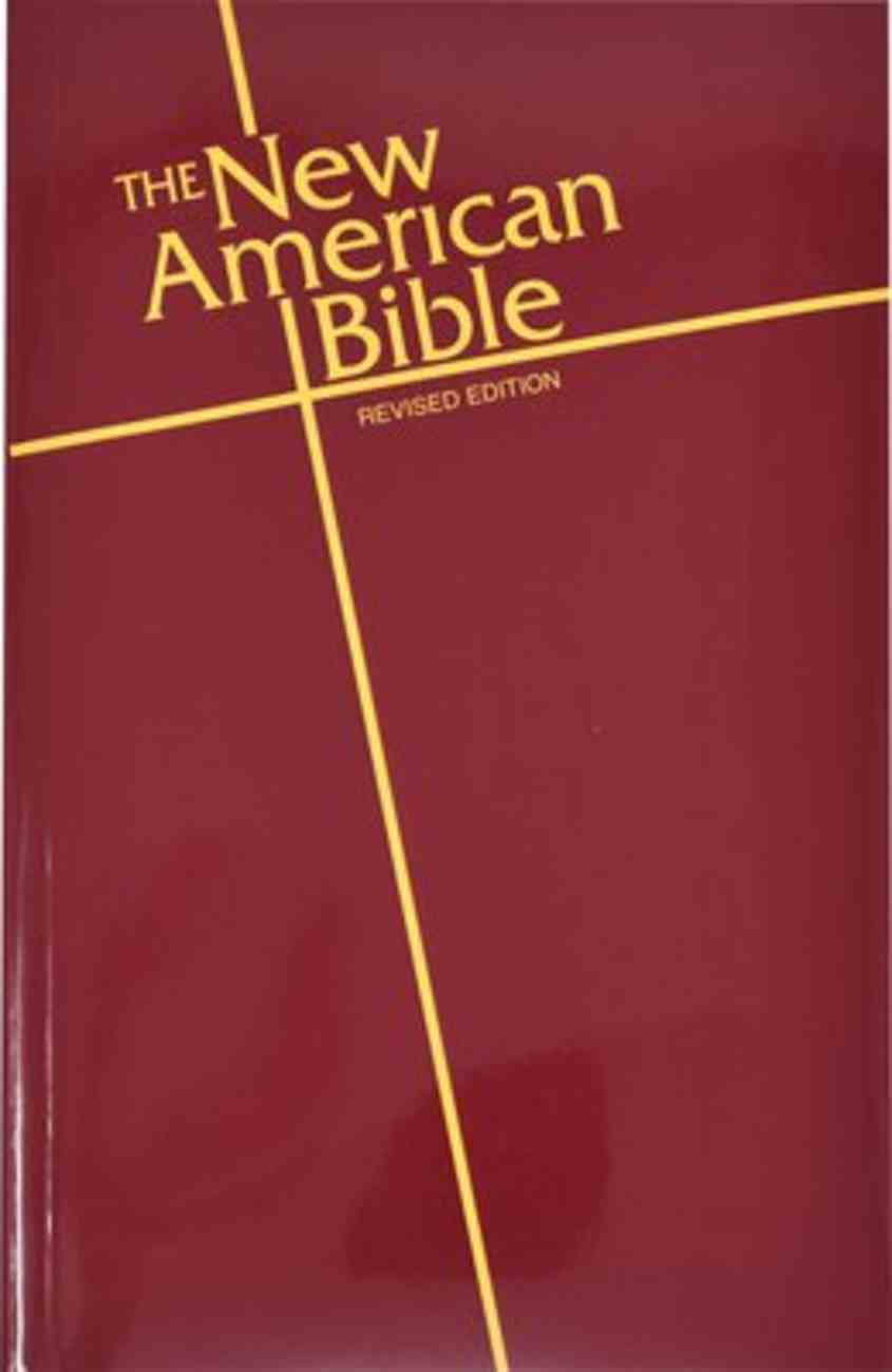 Nab Student Bible Red Paperback