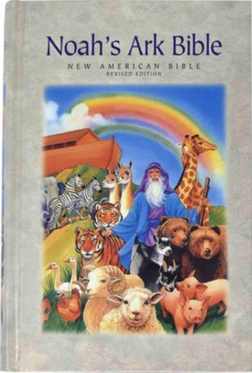 The Nab Noah's Ark Bible Hardback