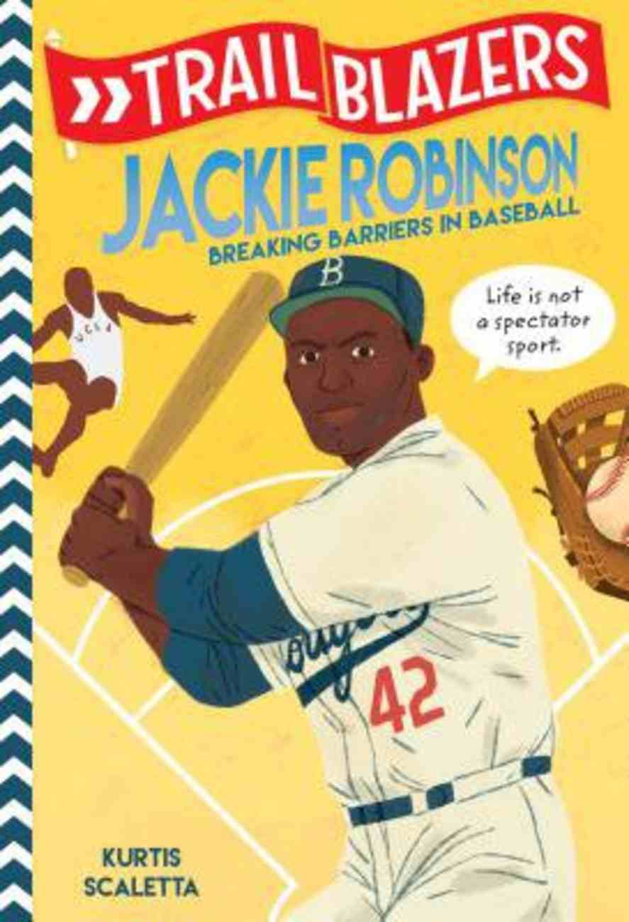 Jackie Robinson (Trail Blazers Series) Paperback