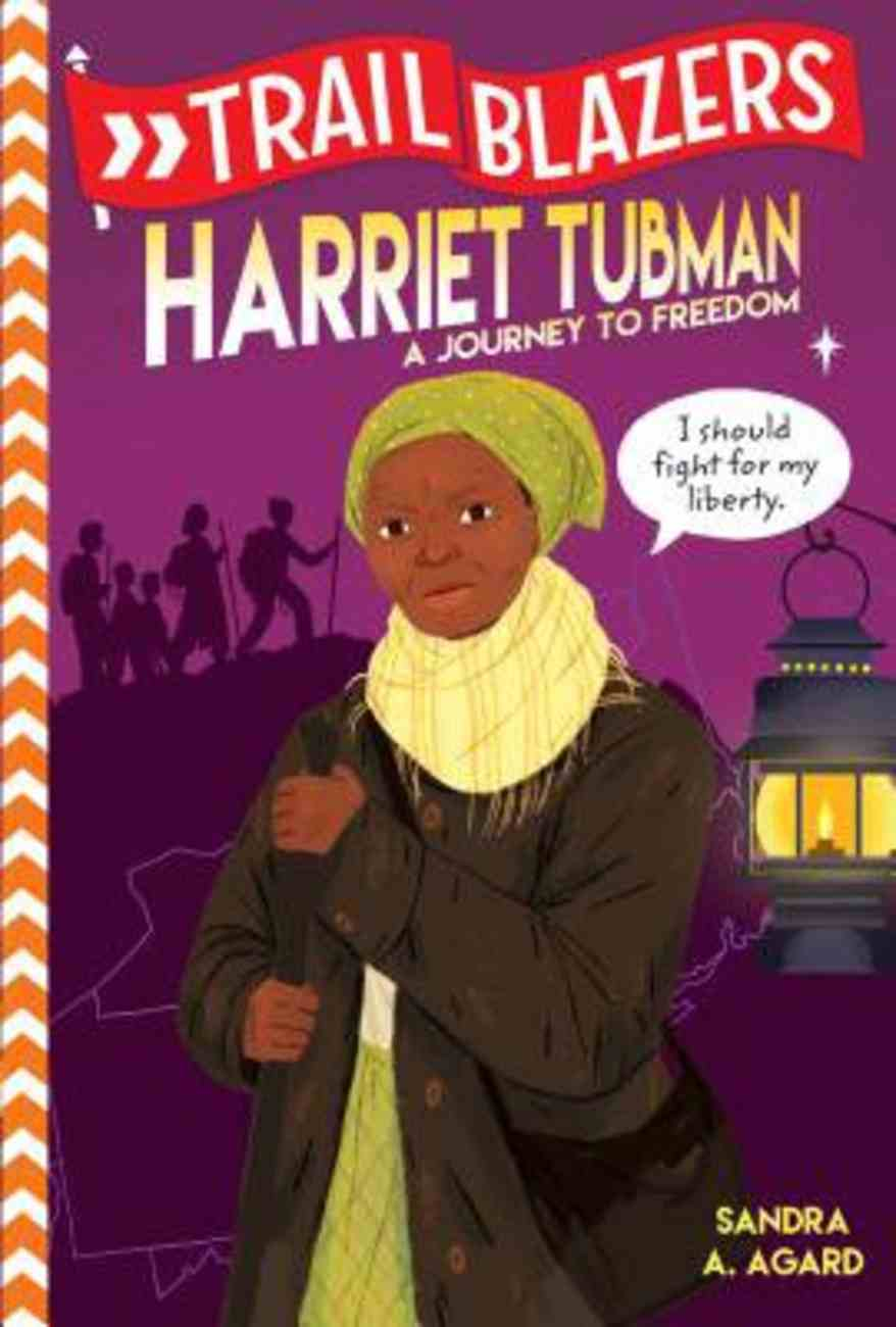 Harriet Tubman (Trail Blazers Series) Paperback