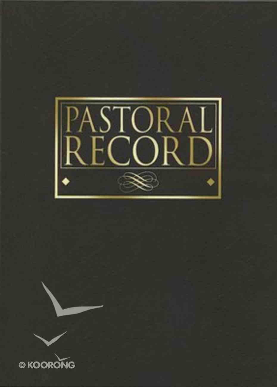Pastoral Record Hardback
