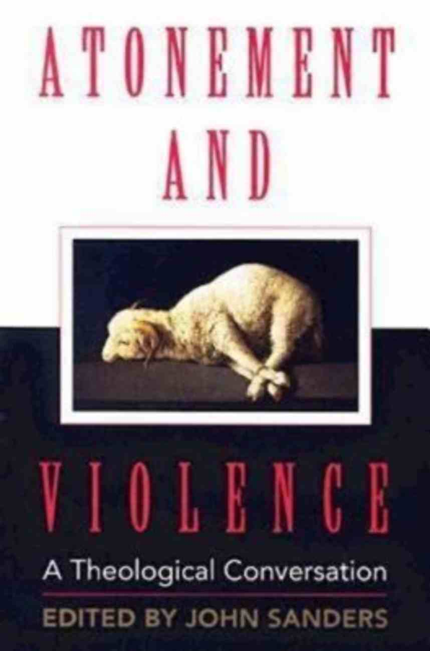 Atonement and Violence Paperback