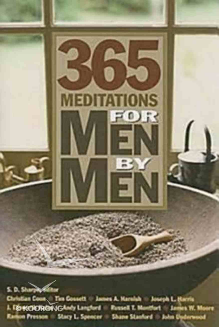 365 Meditations For Men By Men Paperback