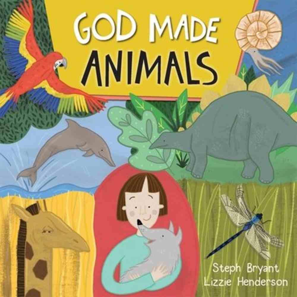 God Made Animals (God Made Series) Paperback