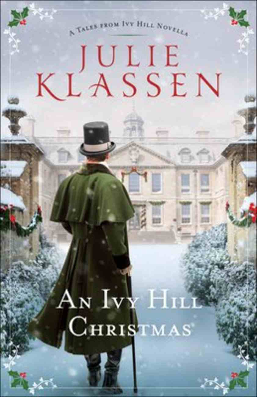 An Ivy Hill Christmas (Large Print) (Tales From Ivy Hill Series) Paperback