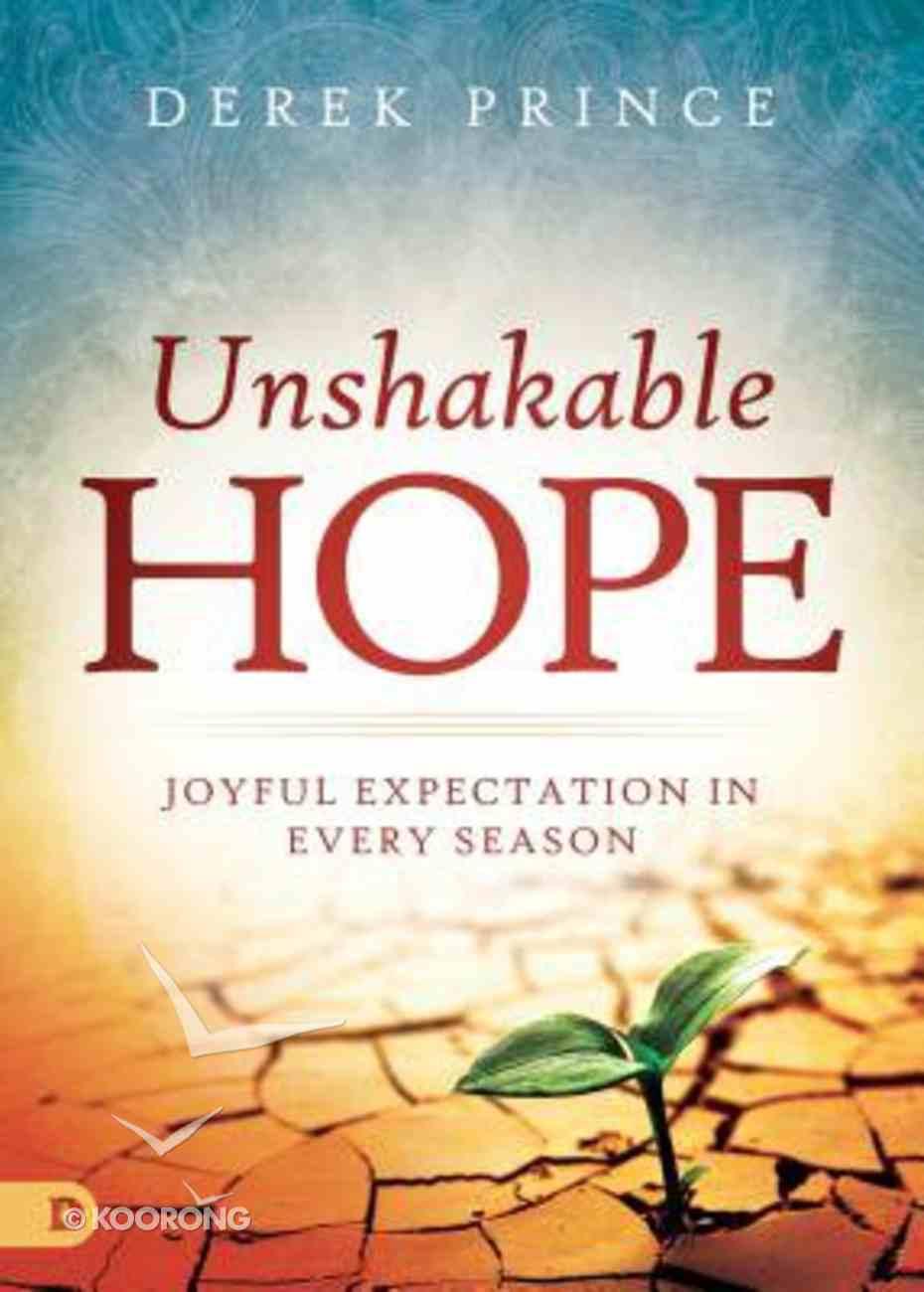 God's Secret Weapon: Unshakeable, Unstoppable Hope Paperback