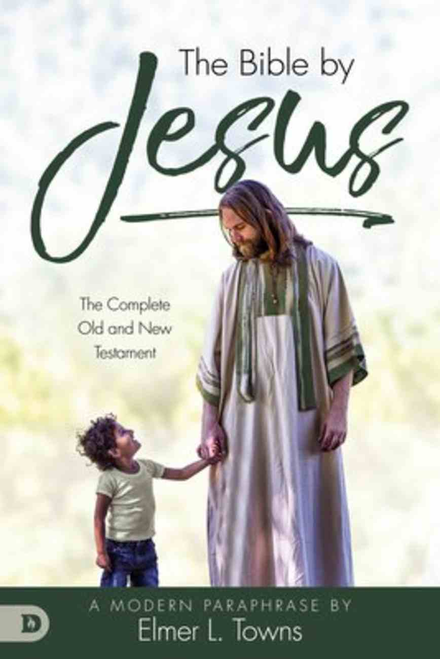 The Bible By Jesus Paperback