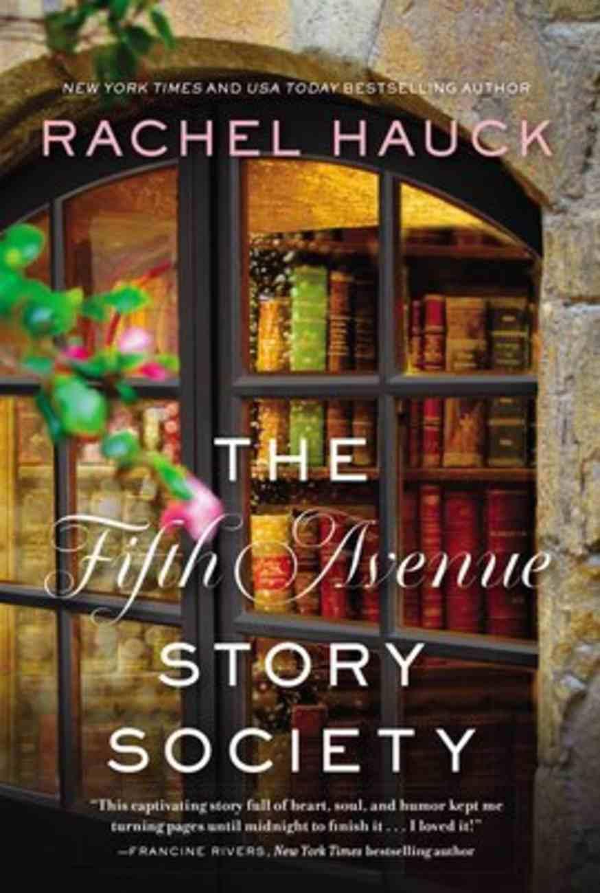 The Fifth Avenue Story Society Hardback