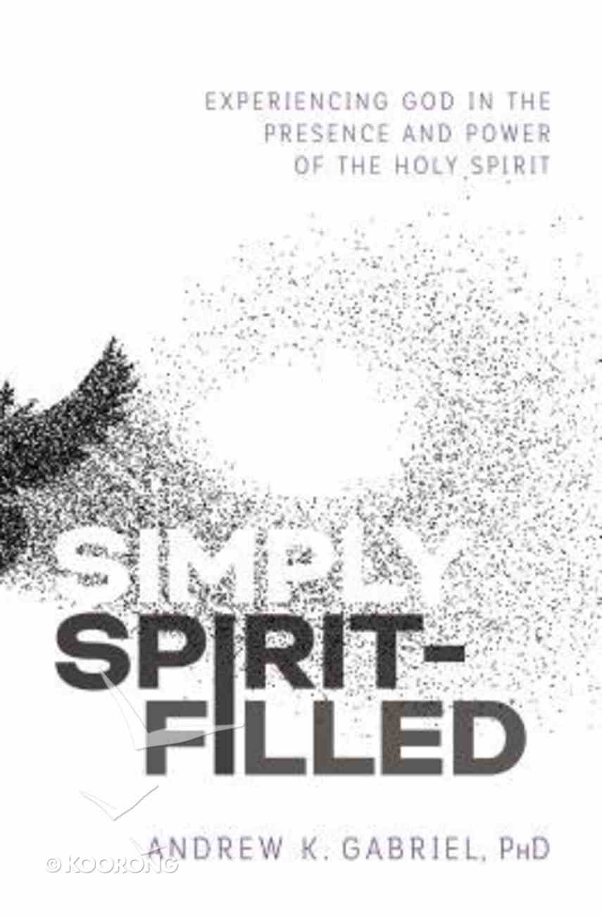 Simply Spirit-Filled eBook