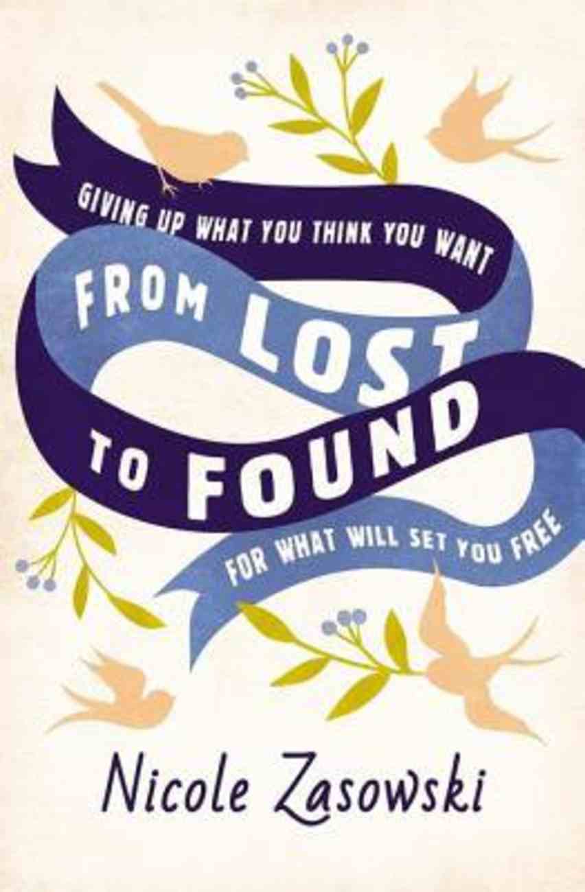 From Lost to Found eBook