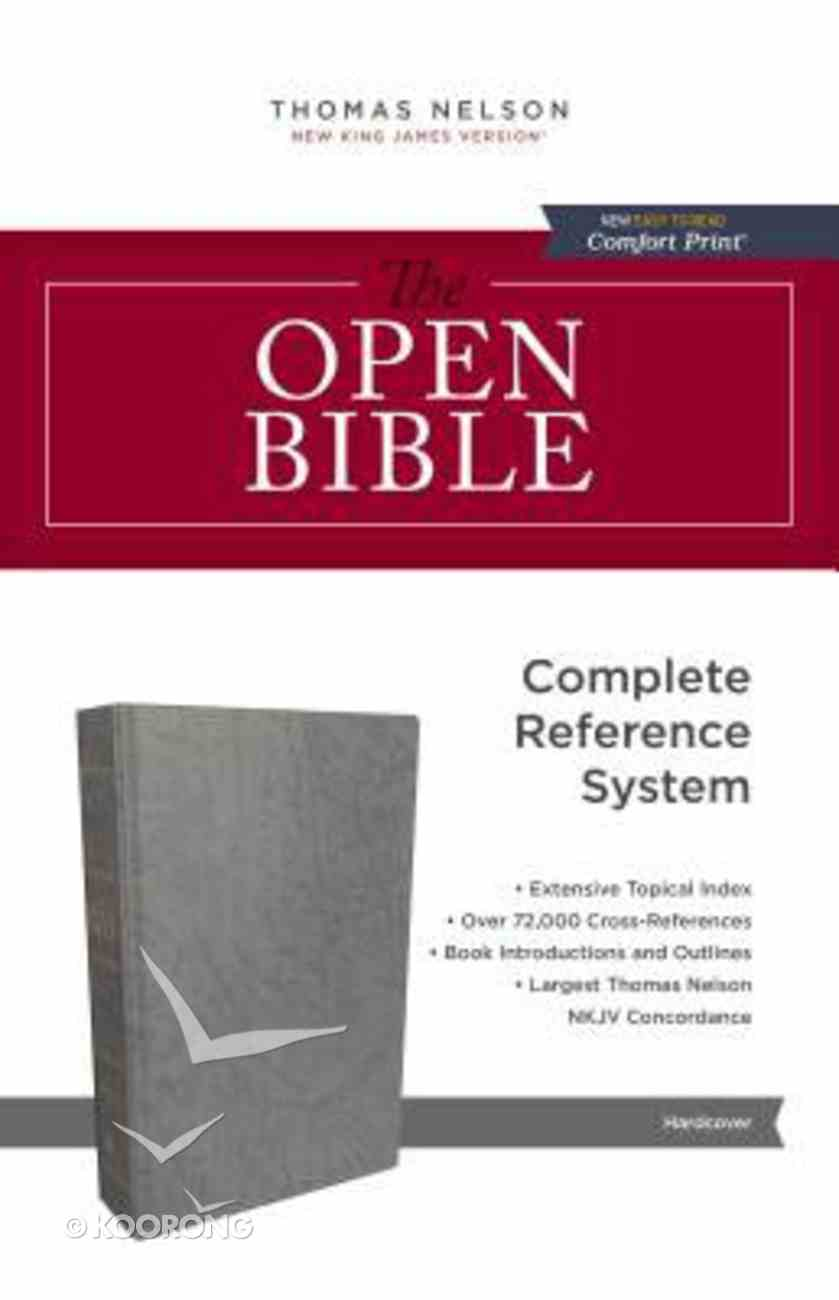 The NKJV, Open Bible, Ebook eBook